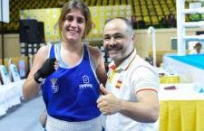 Marta López prepara en Tailandia el próximo Europeo Femenino de Boxeo