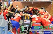 El Mengíbar FS se medirá al CD Leganés FS en la primera ronda de Copa del Rey