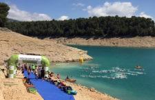 Medio centenar de participantes se citaron en el pantano de La Bolera