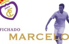 Marcelo, nuevo jugador del Real Jaén