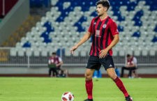 Monty, nuevo jugador del Real Jaén. Foto: @montesinos93