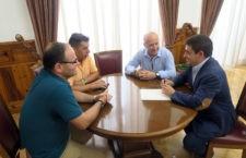 Diputación continuará siendo el principal patrocinador del Jaén FS