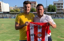 Mario Pérez, nuevo jugador tosiriano. Foto: UDC Torredonjimeno.