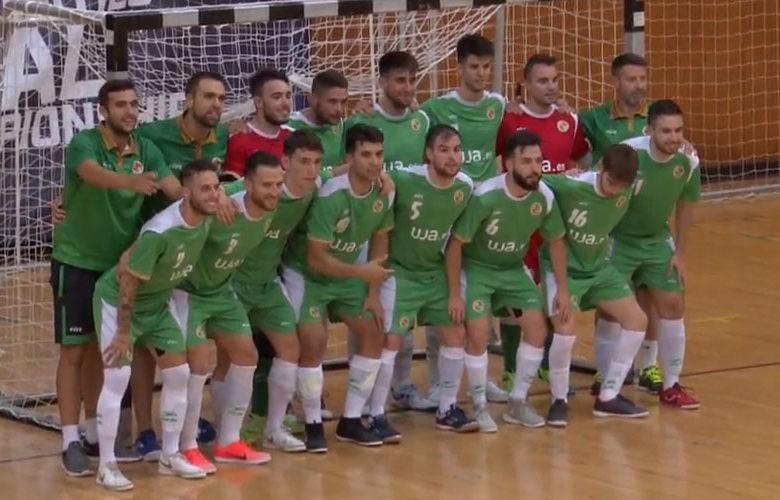 La Universidad de Jaén luchará por el bronce del Europeo de fútbol sala