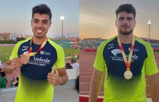 Jesús Serrano y Alberto González estarán en el Europeo sub-23 de Atletismo