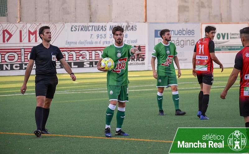 Tablas entre el Atlético Mancha Real y el Puente Genil