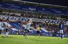 El Linares Deportivo despide la pretemporada con una derrota ante el Córdoba CF