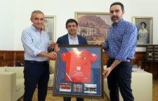 El Mengíbar FS seguirá contando con el respaldo de Diputación