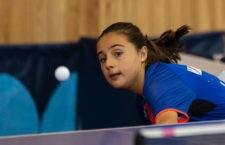 La joven linarense participa en el Europeo. Foto: Tecnigen Linares.