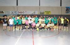 Los amarillos continúan con su pretemporada. Foto: Jaén FS.
