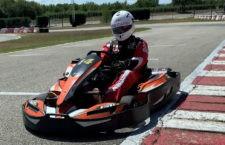 El jiennense Juan Luis Real participará en la Maxter League de karting 2019
