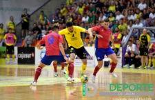 El Jaén FS 3-3 ElPozo Murcia, en imágenes