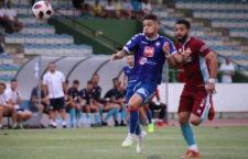 Primera derrota del Linares Deportivo en pretemporada