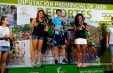Lola Chiclana y Jesús Gómez vencen en Bedmar, penúltima prueba del circuito provincial