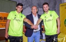 López y Maico, «felices» por llegar «a uno de los grandes de España»