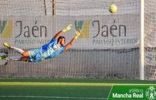 Luis Heredia, nuevo jugador verde. Foto: Atco. Mancha Real.