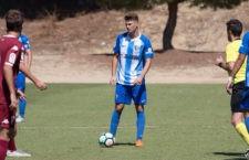 Mario Ordóñez, nuevo jugador verde. Foto: Atco. Mancha Real.