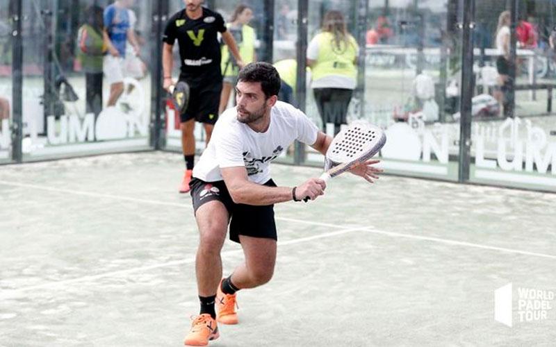Antonio Luque en el Mijas Open 2019