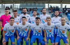CF Motril, rival del Real Jaén. Foto: Vicente García.