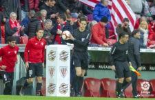 Munuera Montero cumplirá una campaña más en Primera División. Foto: La Liga.