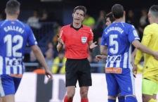 Munuera Montero se estrena en Liga Santander esta temporada. Foto: La Liga.