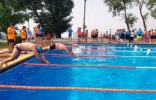 Concluye el XIX Circuito Provincial de Natación con 474 participantes