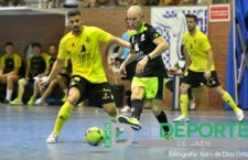Victoria amarilla en un intenso duelo entre Mengíbar FS y Jaén FS