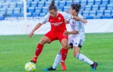 Nuevas responsabilidades para la jugadora jiennense. Foto: Sevilla FC.