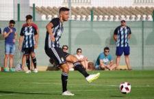Mauro jugará en el Real Jaén en calidad de cedido. Foto: FC Cartagena.