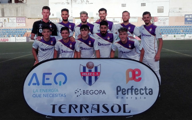 Once inicial del Real Jaén