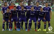 Moyano, titular en el triunfo del Valladolid. Foto: La Liga.