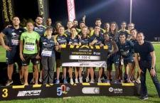 El Unicaja Atletismo, tercero en la novedosa La Liga Sports Cup