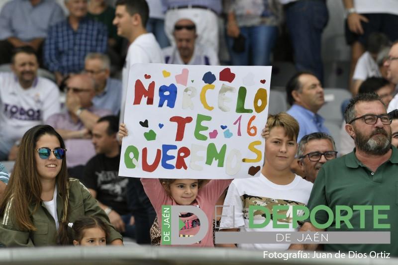 Aficionados del Real Jaén