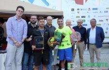 Entrega de premios del XX Torneo de Pádel 'Ciudad de Úbeda'