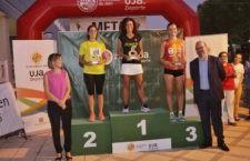 Más de 300 corredores participaron en la prueba. Foto: UJA.