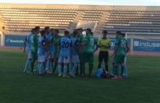 Nueva derrota del Mancha Real. Foto: CD El Ejido.