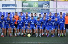 El Palo FC, rival del Real Jaén. Foto: El Palo FC.