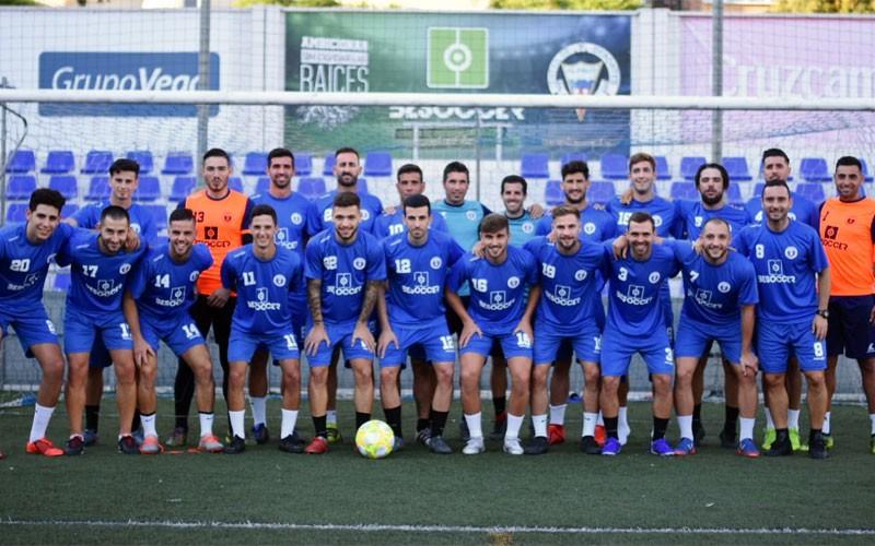 Jugadores de El Palo FC