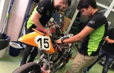 El equipo EPS Jaén-UJA Team participa en el Campeonato Interautonómico de Velocidad