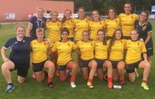 Jugadores del Jaén Rugby se asientan en las convocatorias de la selección española