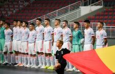Antonio Pérez se estrena en el Europeo sub-19 marcando gol