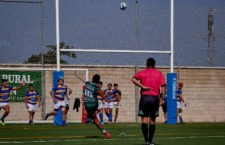 Nueva jornada para el XV verde. Foto: Jaén Rugby.