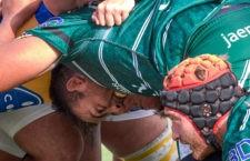 Jaén Rugby visita al UR Almería. Foto: Javier Moriana.