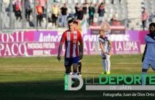 José Lara regresa al Torredonjimeno cedido por el Algeciras