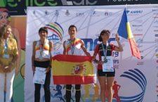 Lola Chiclana logra triplete de oro en el Europeo Máster de Venecia