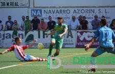 Manu Castillo devuelve la sonrisa al Atlético Mancha Real