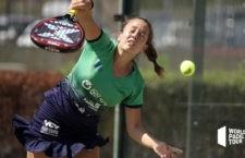 Marta Porras, a un partido del cuadro del Madrid Master. Foto: WPT.