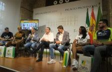 Recepción de atletas antes de la prueba. Foto: Diputación de Jaén.