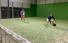 Arrancan los primeros partidos del XX Torneo de Pádel 'Ciudad de Úbeda'