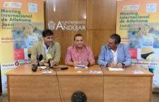 El mejor atletismo en Andújar, el 6 de septiembre. Foto: RFEA.